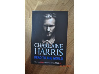 True Blood Charlaine Harris, Dead to the world - Alexander Skarsgård