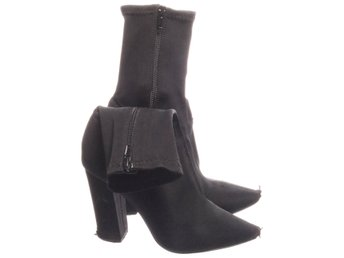 Nelly Shoes, Boots, Strl: 36, Svart