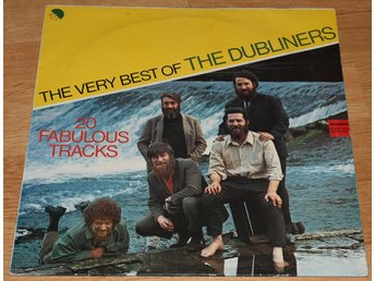 Vinyl - The Dubliners – The Very Best Of The Dubliners - 1975 - EMI EMC 3091