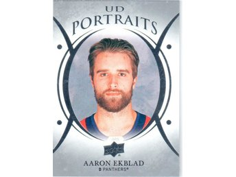 2018-19 Upper Deck UD Portraits P-5 Aaron Ekblad Florida Panthers