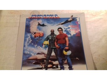 SOUNDTRACK  IRON EAGLE Vinylborsen-skivbutik