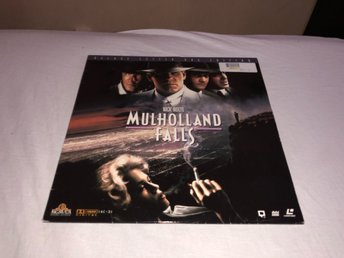 Mulholland falls - AC-3 - Deluxe  letterbox edition - 1st Laserdisc