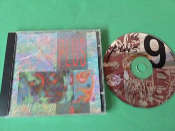 PLUS,   TICKET TO HAVEN,    CD, CD-SKIVA