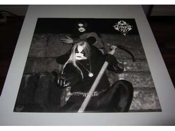 Limbonic Art – Rehearsal 1995 KLP 009 Limited 200 Copies Handnumbered