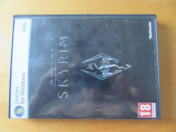 Skyrim + Game Guide kanonrollspel
