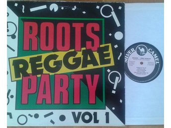 Various Artists  titel*  Roots Reggae Party Vol. 1* UK LP