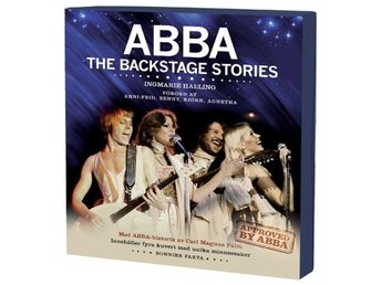 ABBA - The Backstage Stories, svensk bok, 2014 - Stockholm - ABBA - The Backstage Stories, svensk bok, 2014 - Stockholm