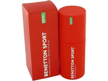 Benetton Sport Woman edt 100ml - Linköping - Benetton Sport Woman edt 100ml - Linköping