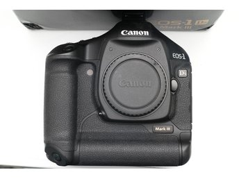 Canon EOS 1Ds Mark III EOS-1Ds MK 3