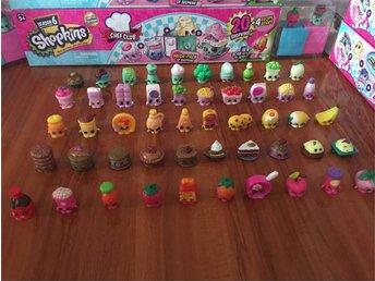 2016 Random Lot of 50PCS Shopkins of Season 6 Loose Toys Kids Gift - Skärholmen - 2016 Random Lot of 50PCS Shopkins of Season 6 Loose Toys Kids Gift - Skärholmen