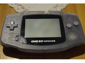 GAME BOY ADVANCE   transparant