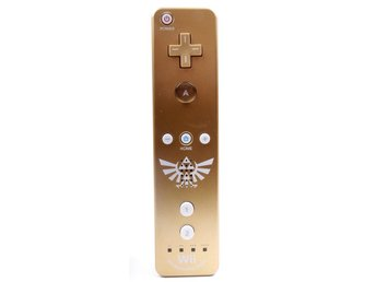 Wiimote Controller Zelda Limited Edition (Gold) -  - PAL (EU)