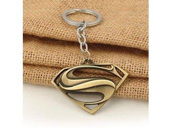 Nyckelring Superman. Perfekt gåva till din egen hjälte. Snabb Frakt. - Helsingborg - Nyckelring Superman. Perfekt gåva till din egen hjälte. Snabb Frakt. - Helsingborg