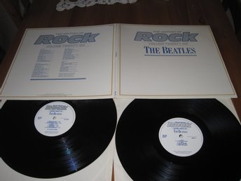 The Beatles 1984 The History Of Rock D-LP  VG