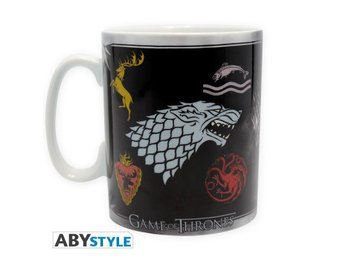 Mugg - Game of Thrones - Släktvapen (ABY088)