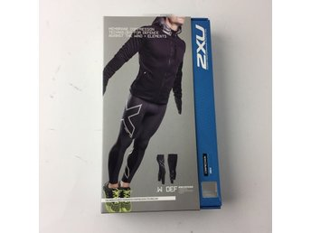 2XU, Tights, Strl: XS, Svart/Grå