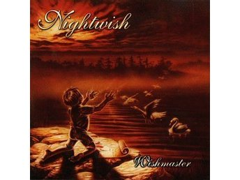 Nightwish -Wishmaster DLP 2015 edition with bonus track S/S