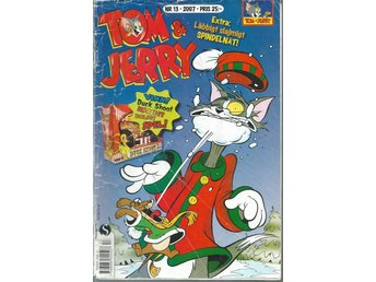 TOM & JERRY - NR 13  2007