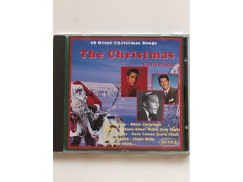 CD - The Christmas Collection - 18 Great Christmas Songs - Blandade artister