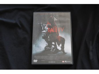 Saw IV 4 - DVD