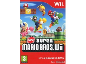 New Super Mario Bros.Wii (Wii)
