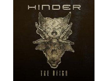 Hinder: The Reign (CD)