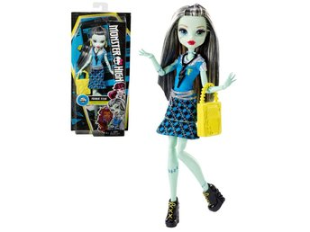 Frankie Stein - Signature Collection - Monster High docka