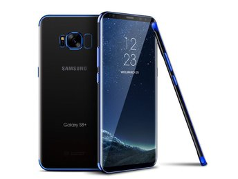 Samsung Galaxy Note 8 - Shockproof Slim Case Cover/Skal - Blå