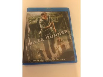 The Maze runner. Svensksåld