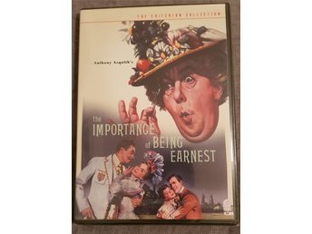 The Importance of Being Earnest - Criterion Collection #158