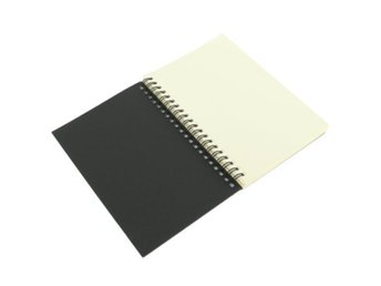 1Pcs Kraft Spiral Sketching Notebook Graffiti Creative No...