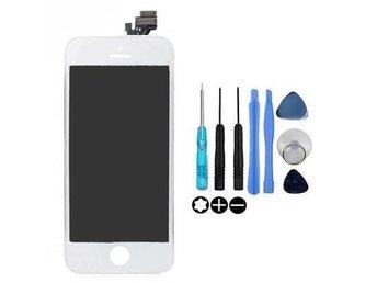 iPhone 5 LCD Digitizer - vit med verktyg SNABB LEVERANS! - Sverige - Umeå - iPhone 5 LCD Digitizer - vit med verktyg SNABB LEVERANS! - Sverige - Umeå