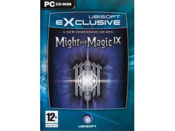 PC - Might and Magic IX