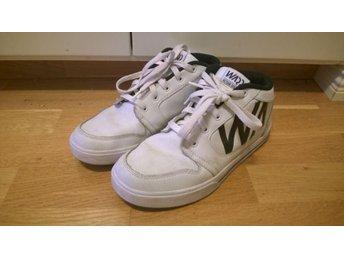 Warp sneakers stl 38 - Rönninge - Warp sneakers stl 38 - Rönninge