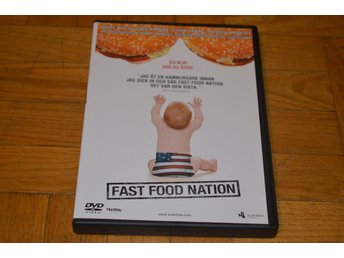 Fast Food Nation - 1996 - DVD - Töre - Fast Food Nation - 1996 - DVD - Töre