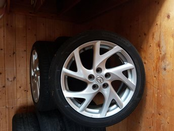 Mazda fälgar - Varberg - Mazda fälgar - Varberg