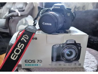 Canon EOS 7D + Canon EF-S 18-135mm f/3,5-5,6 IS