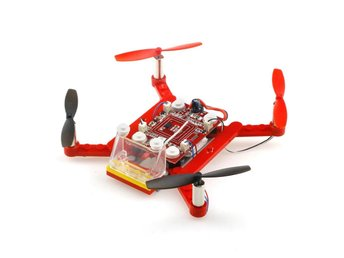 Byggsats 6-Axis Gyro 2.4GHz RC Quadcopter