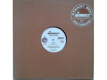 "The Groovaholic's title*  Wake Up The Funk* House, Hard House 12"" Netherlands"