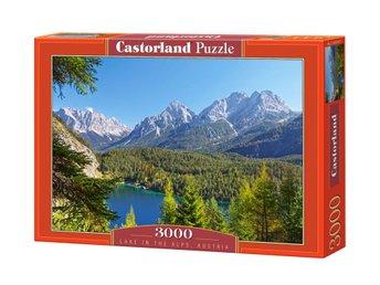 Pussel 3000 Bitars Lake In The Alps, Austria - Harbo - Pussel 3000 Bitars Lake In The Alps, Austria - Harbo