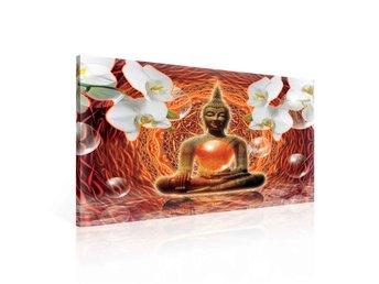 stor buddha tavla