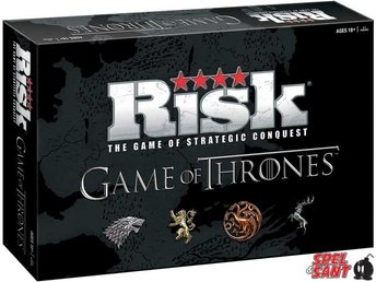 Risk Game of Thrones Deluxe Edition