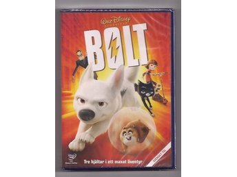 DVD DISNEY KLASSIKER 48 - BOLT