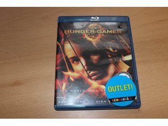 Blu-ray: The hunger games (Jennifer Lawrence, Josh Hutcherson)