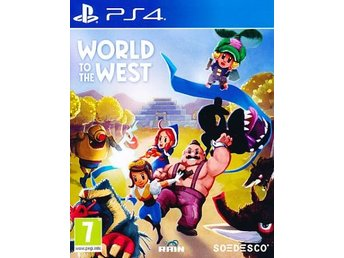 World to the West PS4 (PS4)