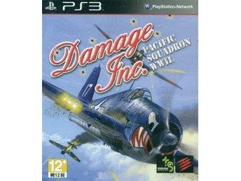 Damage Inc - Pacific Squadron WWII - Playstation 3