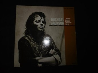 "Michael Jackson - I just can´t stop loving you - 12"" - 1987"
