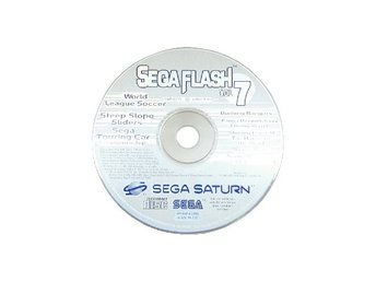 Sega Flash vol 7