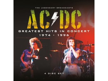 AC/DC: Greatest Hits In Concert (4 CD)