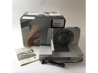 Siemens skärmaskin ms70002n